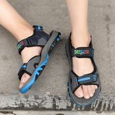 男涼鞋 卡帝樂鱷魚男士涼鞋2019夏季新款男鞋潮運動韓版休閒鞋軟底沙灘鞋【全館免運】