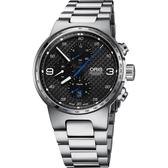 ORIS 豪利時 Williams 計時機械錶-44mm 0177477174164-0782450