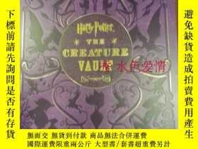 二手書博民逛書店訂購Harry罕見Potter The Creature Vau
