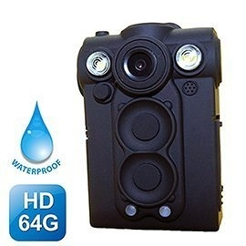【EC數位】隨身寶 超廣角防水防摔密錄器 行車記錄器 基本LED版64G (UPC-700L)