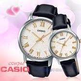 CASIO 卡西歐 手錶專賣店 MTP-TW100L-7A1 VDF+LTP-TW100L-7A1 VDF 對錶 指針錶 皮革錶帶 防水 全新品