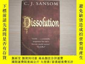 二手書博民逛書店Dissolution_罕見105Y10970 出版2003