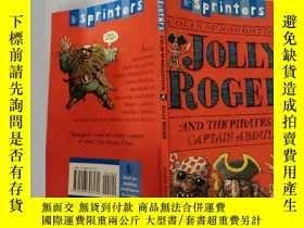 二手書博民逛書店JOLLY罕見ROGER AND THE PIRATES of CAPTAIN ABDUL 喬利·羅傑和阿布杜爾船