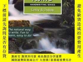 二手書博民逛書店Italic罕見Handwriting Series Book GY364682 Barbara Getty