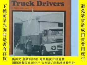 二手書博民逛書店FOURTEEN罕見TRUCK DRIVERS【083】Y109