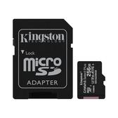 金士頓 Kingston 256GB Canvas Select Plus microSD卡 SDCS2