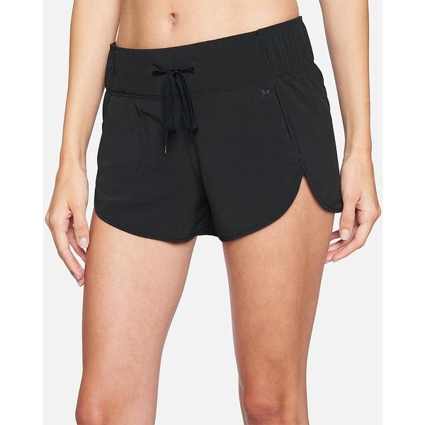 HURLEY|女 AQUAS BOARDSHORT BLACK 海灘褲