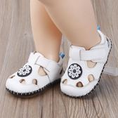 降價三天-皮寶寶學步涼鞋軟底防滑幼兒涼鞋嬰兒鞋