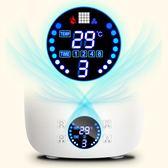 加濕器家用靜音小型大噴霧容量空調臥室內孕婦嬰兒空氣香薰機 ciyo黛雅