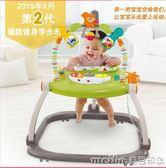 蹦跳歡樂園寶寶兒童彈跳椅嬰兒跳跳椅健身架秋千學步車防側翻玩具igo 美芭