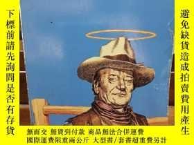 二手書博民逛書店God罕見Bless John Wayne by Kinky F