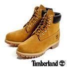 Timberland (男)經典黃靴-小...