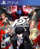 PS4 女神異聞錄 5(美版代購)