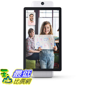 [8美國直購] Portal Plus from Facebook. Smart, Hands-Free Video Calling with Alexa Built-in B07HG2LSM9