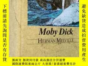 二手書博民逛書店德文原版罕見莫比·迪克 moby dick by Herman MelvilleY7215 Herman Me