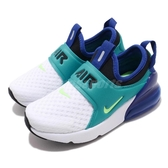 Nike 休閒鞋 Air Max 270 Extreme PS 白 藍 童鞋 中童鞋 運動鞋 【PUMP306】 CI1107-101