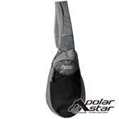 【PolarStar】休閒單肩斜肩包『灰』P20811 露營.戶外.旅遊.自助旅行.多隔間.腰包.休閒包.側背包