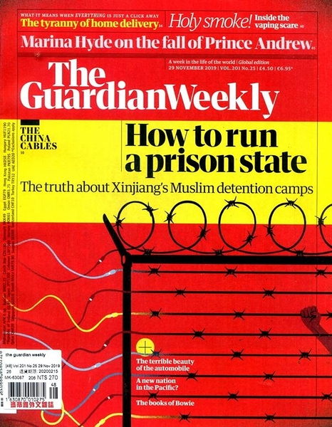 the guardian weekly 1129/2019