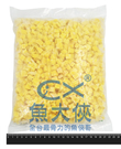 1I4A【魚大俠】AR061冷凍地瓜丁(1kg/包)#番薯丁