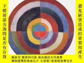 二手書博民逛書店Abstract罕見Art 抽象藝術 介紹了國際寬度概念深度 當