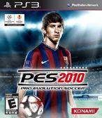 PS3 Pro Evolution Soccer 2010 實況足球2010(美版代購)