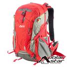 【PolarStar】透氣網架背包 40L『紅色』P19804 多隔間.登山背包.後背包.肩背包.手提包.行李包