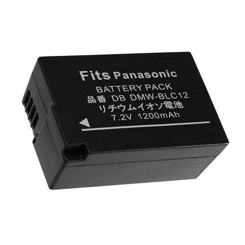 Kamera Panasonic DMW-BLC12 高品質鋰電池 GH2 G5 G6 G7 GX8 FZ200 FZ300 保固1年 DMW-BLC12E BLC12 加購 充電器