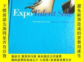 二手書博民逛書店Expo罕見Talent SaleY264031