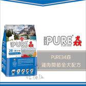 PURE28猋〔雞肉關節全犬配方,1.5kg〕