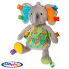 MaryMeyer美國蜜兒 標籤安撫玩偶 安撫系列-葉子小象