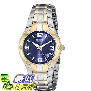 [8美國直購] 手錶 Casio Mens EF106SG-2AV Edifice Two-Tone Stainless Steel Watch