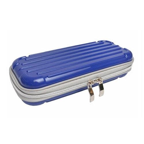 GUARDIAN 行李箱式硬殼防撞筆盒(藍)★funbox★sun-star_UA54734
