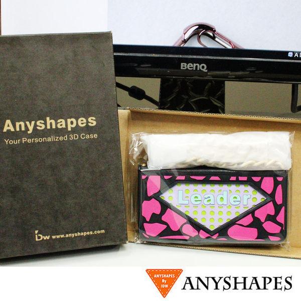 《現貨商品》Anyshapes-iPhone 66s 4.7吋 WYC普普系列 豹紋瘋鍊條包-Leader (原價1700元)