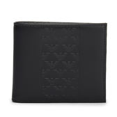 EMPORIO ARMANI經典老鷹標誌PVC證件包(黑色)102139