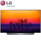 《送壁掛架及安裝》LG樂金 65吋OLED65C8 OLED 4K四規HDR聯網電視(OLED65C8PWA)