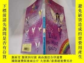 二手書博民逛書店evie罕見the mist fairy:霧精靈伊芙Y200392 不祥 不祥