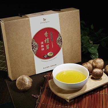 香檳茸滴雞精(65ml*12包) X 1盒  專品藥局【2007980】