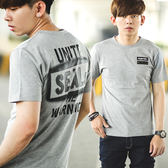 T恤 電繡迷彩徽章NAYY SEAL短袖T【NB0162J】