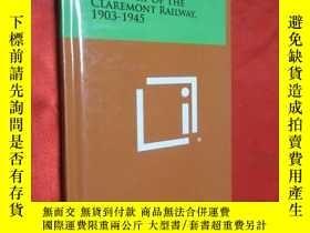 二手書博民逛書店A罕見HISTORY OF THE CLAREMONT RAIL