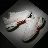 【折後$2980再送贈品】 PUMA Thunder Spectra 老爹鞋 紅綠 米白 復古 泫雅款 男女 367516-12