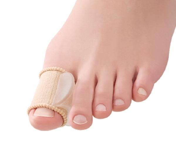 【GelSmart】拇趾伸展墊環-透氣型