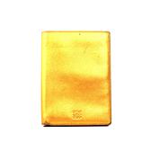 【LOEWE】小羊皮二折零錢袋中夾(霧金)LO22000001