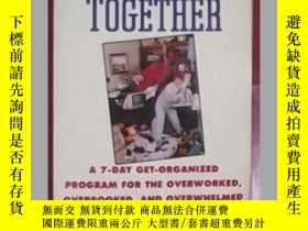 二手書博民逛書店Get罕見Your Act Together: A 7-Day