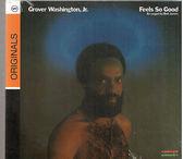 【正版全新CD清倉 4.5折】小葛洛佛華盛頓 / 我心歡愉 Grover Washington Jr. / Feels So Good