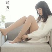 絲襪女春季中厚肉色打底襪微薄連褲襪春秋款光腿淺膚色神器防勾絲