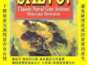 二手書博民逛書店Salvo!:罕見Classic Naval Gun ActionsY466342 Bernard Edwar