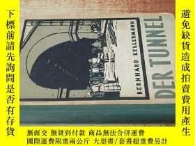 二手書博民逛書店Der罕見Tunnel   隧道(德語 精裝)Y238458 B