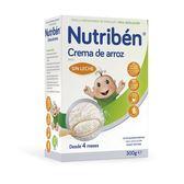 Nutriben貝康-紐滋本 初階米精300g買3送1(贈品需剪盒蓋)[衛立兒生活館]