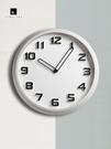 靜音創意掛表鐘表 現代簡約大氣個性時尚電子石英鐘熊熊物語