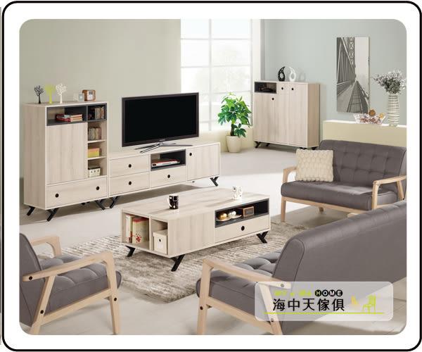 {{ 海中天休閒傢俱廣場 }} F-23 摩登時尚 電視櫃系列 821-1A 優娜8.7尺L型電視櫃